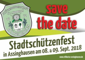 Stadtschützenfest 2018